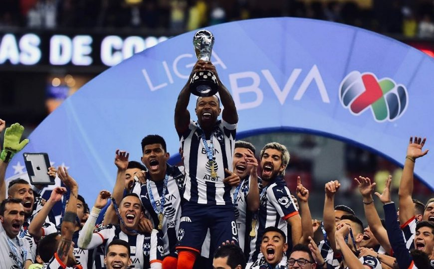 Agrega Monterrey el quinto título a su historia