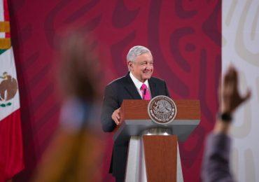 López Obrador agradece pago de impuestos para mantener desarrollo nacional