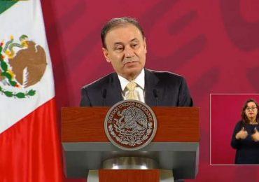 Secretario Seguridad México renuncia para buscar la gubernatura en 2021