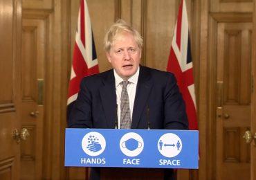 Por Coronavirus, Boris Johnson ordena el confinamiento en Inglaterra hasta diciembre