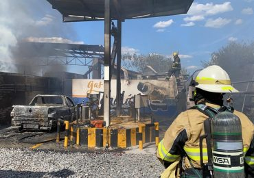 Explosión en gasera de Tonalá Jalisco ya es atendida por Protección Civil del Estado