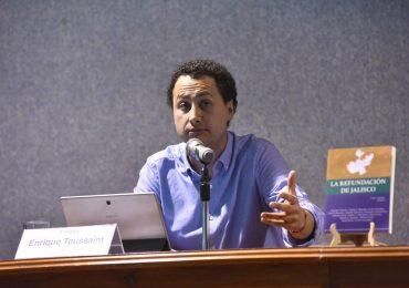 Designa Gobernador de Jalisco a Enrique Toussaint como coordinador de de organismo ciudadano que analice permanencia de Jalisco en pacto fiscal