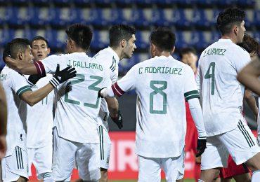 México remonta y gana 3-2 a Corea del Sur en Austria