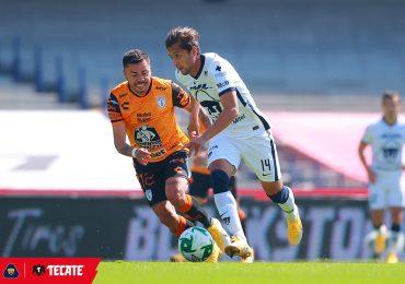 Pumas UNAM está en semifinales tras empatar sin goles