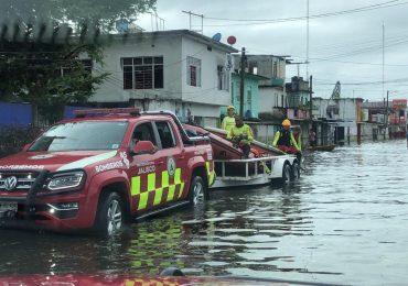 Protección Civil Jalisco continúa prestando ayuda en Tabasco y Chiapas