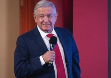 Espera López Obrador legisladores aprueben ley que regula agentes extranjeros