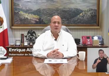 Anuncia Enrique Alfaro medidas para actividades económicas por temporada decembrina