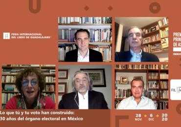 El INE–antes IFE– se ha consolidado como un órgano insigne de la democratización en México