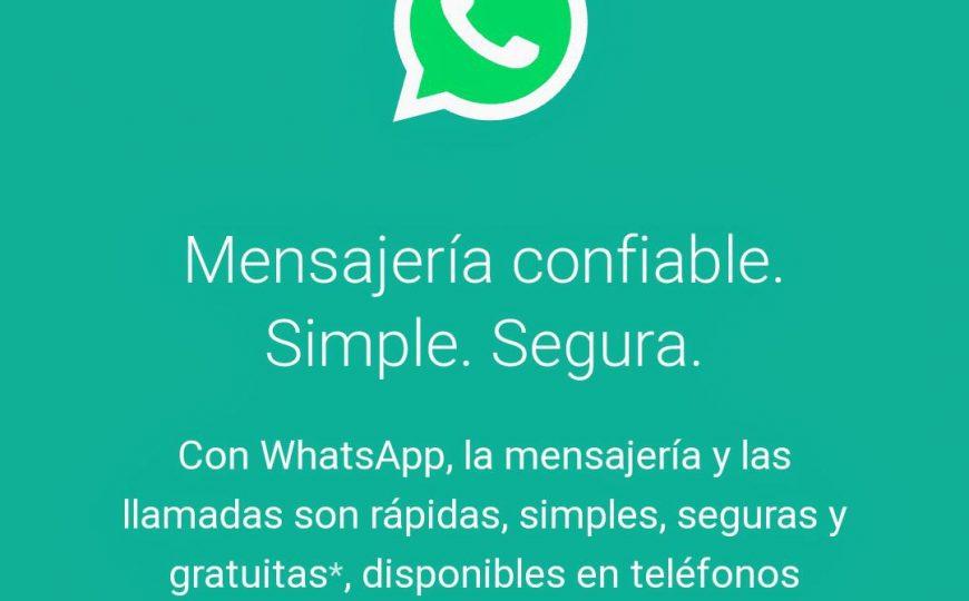 ¿Cuál es el problema con el cambio de políticas de WhatsApp?