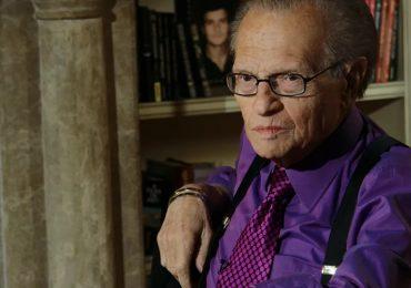Fallece el famoso presentador Larry King