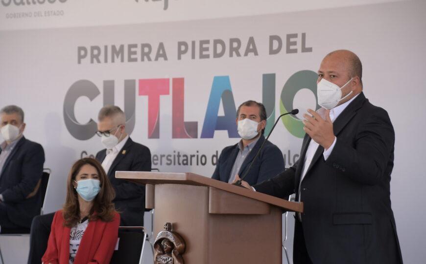 Inicia la construcción del Centro Universitario de Tlajomulco