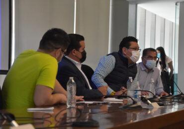 Revisa opciones el Ayuntamiento de Tlajomulco para instalar Centros de Vacunación contra Covid-19
