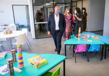 Inaugura SISEMH inauguró el Centro de Reunión y Atención para las Mujeres (CREA)