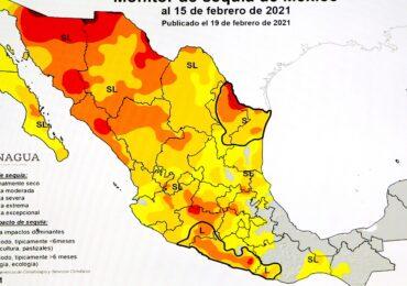 En los próximos tres meses la sequía en Jalisco podría pasar de severa a extrema