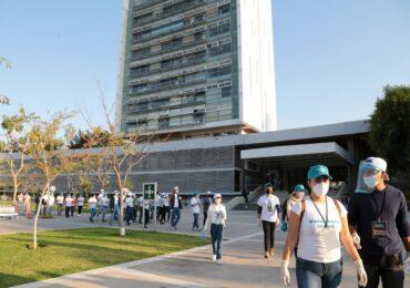 Es el Módulo de vacunación del CUAAD, el mejor evaluado en Guadalajara