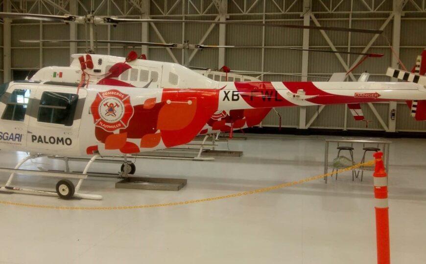 Rescindirá Tlajomulco contrato de helicóptero por uso de imagen institucional