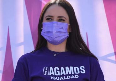 """""""La agenda impostergable es la de la igualdad, la de justicia"""" María Gómez Rueda"""