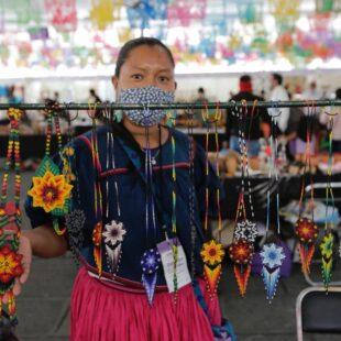 Artesanos de Jalisco venden 4.6 mdp en feria de artesanías