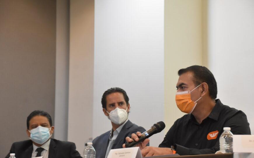 Para Salvador Zamora la inversión productiva en Tlajomulco, será prioridad