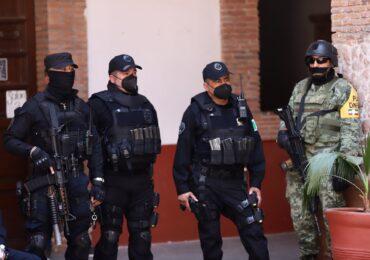 Mantendrán la presencia de la Policía del Estado de forma indefinida en Teocaltiche