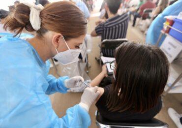 Concluye vacunación para personal de la UdeG en el Área Metropolitana