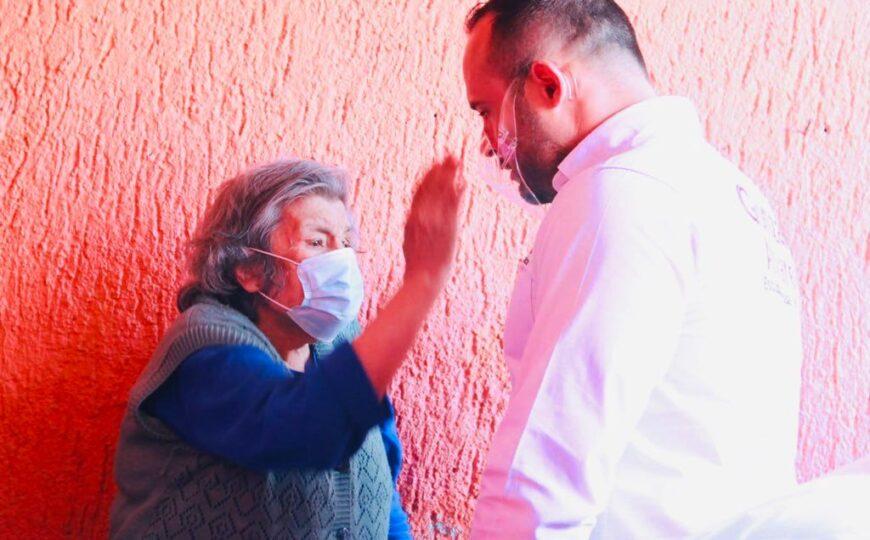 'Vamos a salir juntos de ésta pandemia', Gonzalo Álvarez