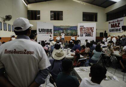 «En la estrategia de Protección del Bosque de La Primavera los Ejidos serán parte importante», Alberto Uribe
