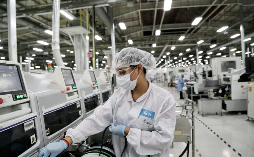 Jalisco segundo lugar en creación de empleos en México