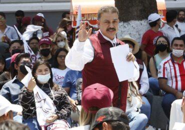 Ofrece el Dr. Carlos Lomelí crear el Instituto Municipal del Empleo para Jóvenes