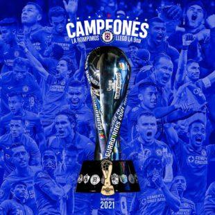 Cruz Azul no la cruzazuleo y vuelve ser campeón del fútbol mexicano