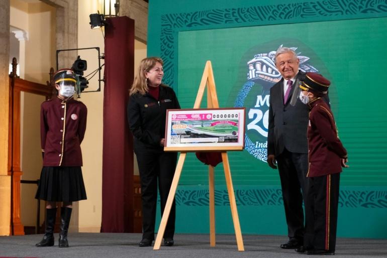 Así será el Gran Sorteo Especial número 248 de la Lotería Nacional el próximo 15 de septiembre