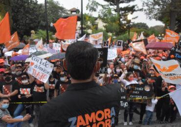 Presentó Salvador Zamora sus propuestas a más de 70 mil personas en Tlajomulco