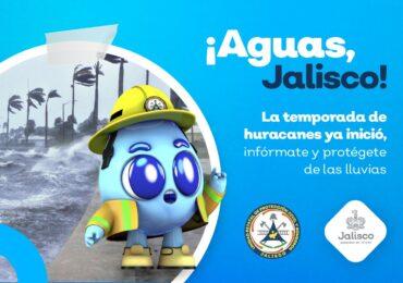 """Activa Operativo de Seguridad la SSJ ante tormenta tropical """"Dolores"""""""