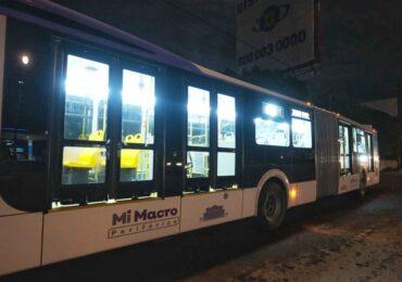 Ya están en Guadalajara las unidades articuladas para Mi Macro Periférico