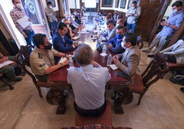 Monitorea ya Gobierno de Jalisco el comportamiento de la Tormenta Tropical Enrique