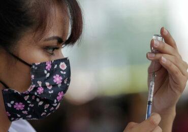 México marca un nuevo récord diario de vacunación con 1,06 millones de dosis