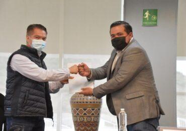 Dona Gobierno de Tlajomulco terreno para construir un hospital del ISSSTE