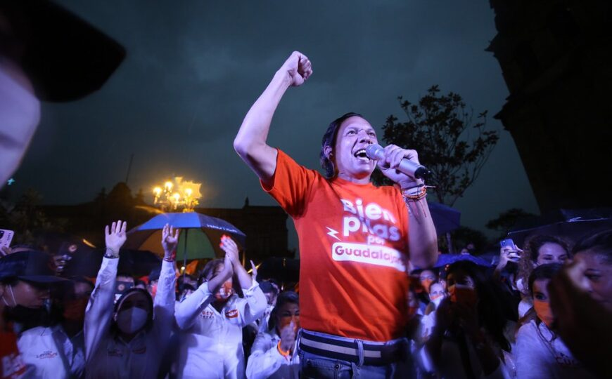 """""""Hace falta poco para la victoria"""", Pablo Lemus"""