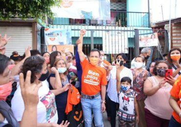 Con rally 'Bien Pilas por Guadalajara' Pablo Lemus recorrerá 40 colonias de la ciudad