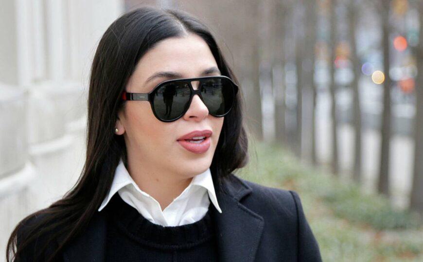 Con Emma Coronel y 'el Chapo' en la cárcel, ¿qué pasará con sus gemelas?