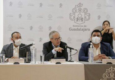El Gobierno de Guadalajara apoyará a comerciantes afectados por la desocupación del edificio Plaza