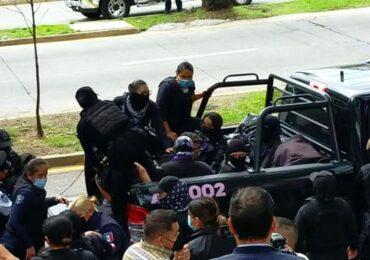 Mujeres puestas a disposición del ministerio público tras manifestación tendrán el debido proceso