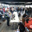 Brigadistas de SSJ atienden a la población afectada por lluvias en Zapopan