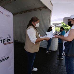 Realizan la Primera Feria del Empleo Guadalajara con más de 3 mil vacantes