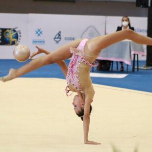 Oro para Jalisco al finalizar los Nacionales de CONADE en gimnasia rítmica