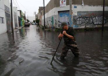 Trabajaron  de manera coordinada autoridades Estatales y Municipales para brindar atención por lluvia en el AMG