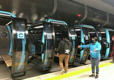 México inauguró el teleférico más largo de América Latina