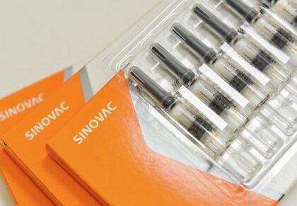 Concluye Sinovac entrega de 20 millones de vacunas contra COVID-19 a México