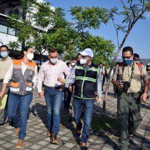 La SSAS y DIF Jalisco brindan atención en refugios temporales y evaluación de daños en Zapopan
