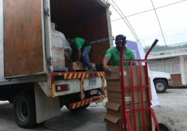 Apoyan SSAS y DIF Jalisco a familias afectadas por temporal en Zapopan